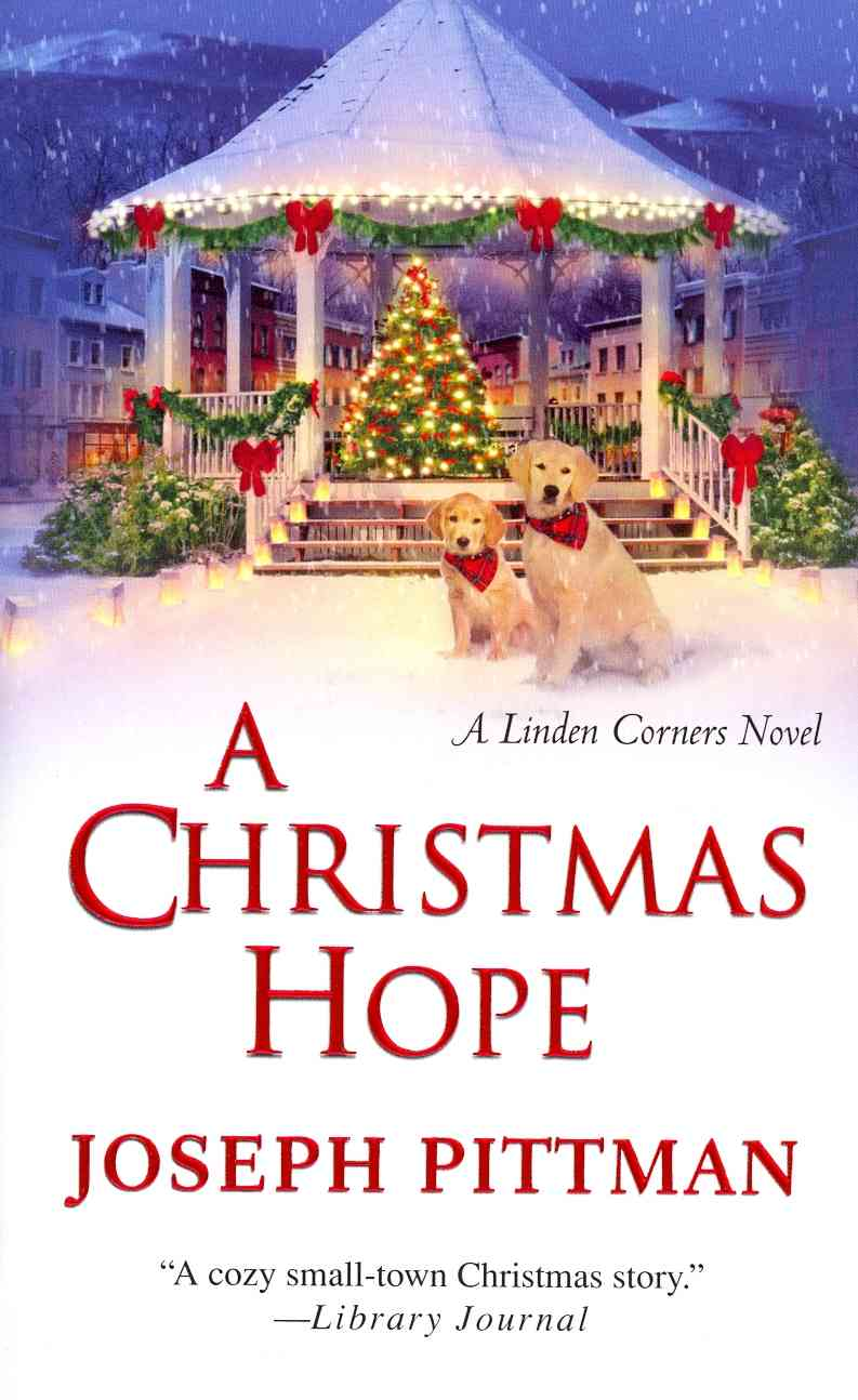 A Christmas Hope By Pittman, Joseph